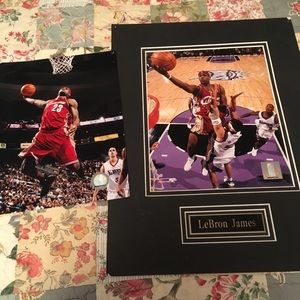 Accessories - Lebron posters